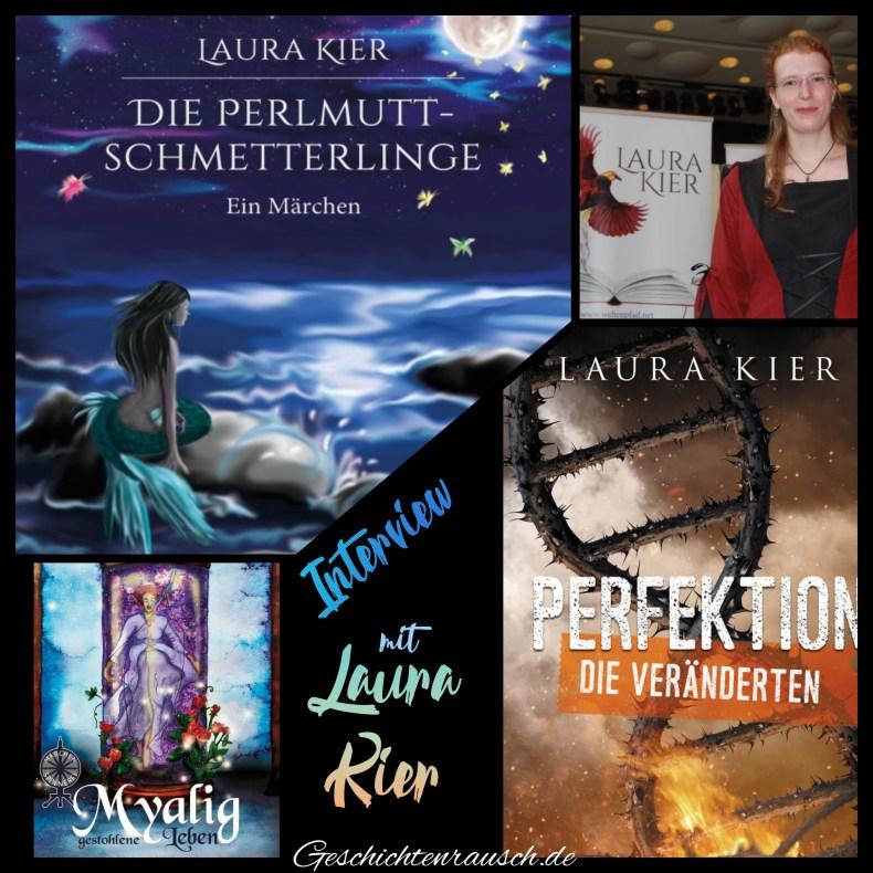 Autoreninterview Laura Kier