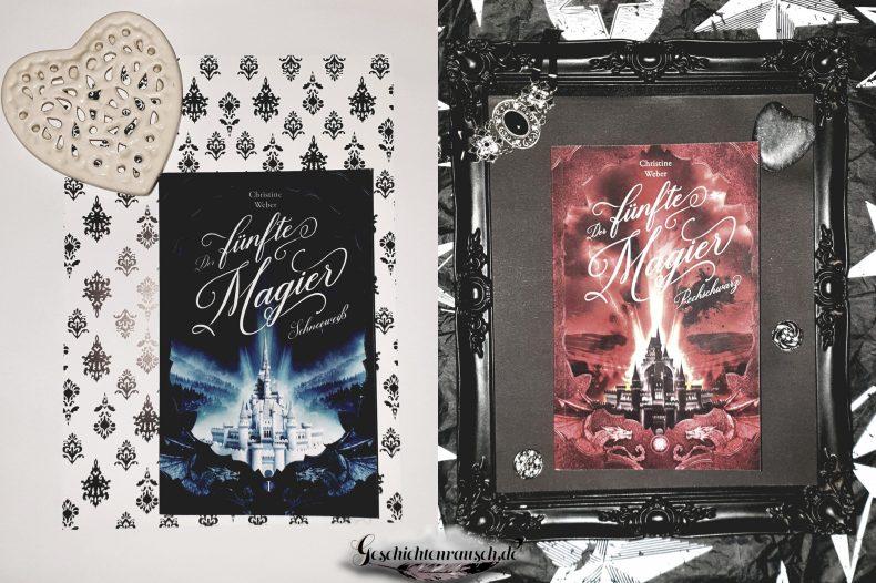 1) Schneeweiß; 2) Pechschwarz Book Cover
