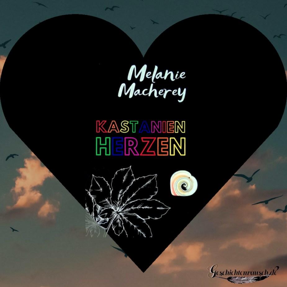 Cover: Kastanienherzen von Melanie Macherey