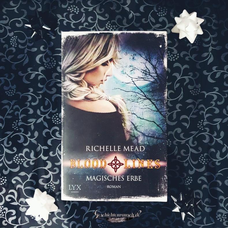Cover von Bloodline - Magisches Erbe von Richelle Mead