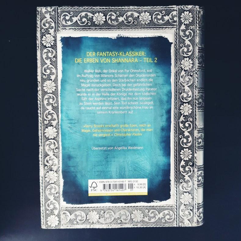 Klappentext von Die Erben von Shannara von Terry Brooks