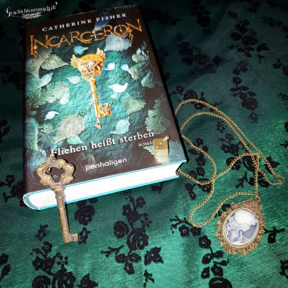 Incarceron – Fliehen heißt sterben Book Cover