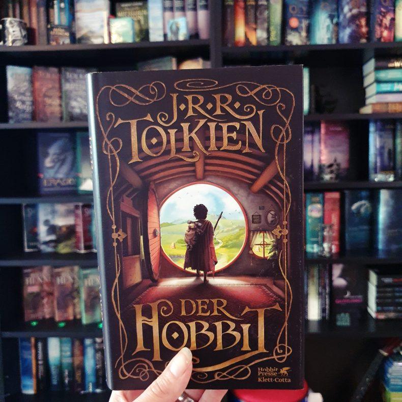 Cover Der Hobbit