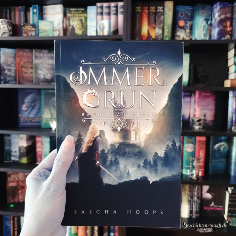 Immergrün - Aufbruch (Band 1) Book Cover