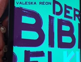 Rezension zu Der Bibelkiller von Valeska Réon
