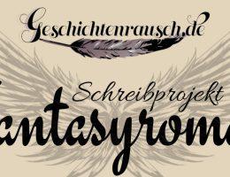 Schreibprojekt Fantasyroman