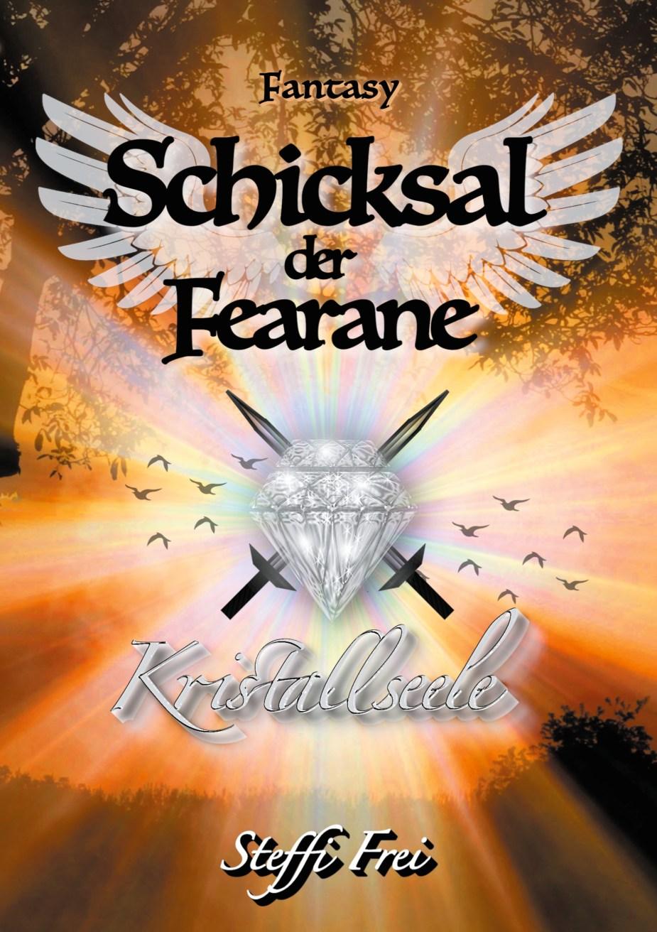 Kristallseele Book Cover