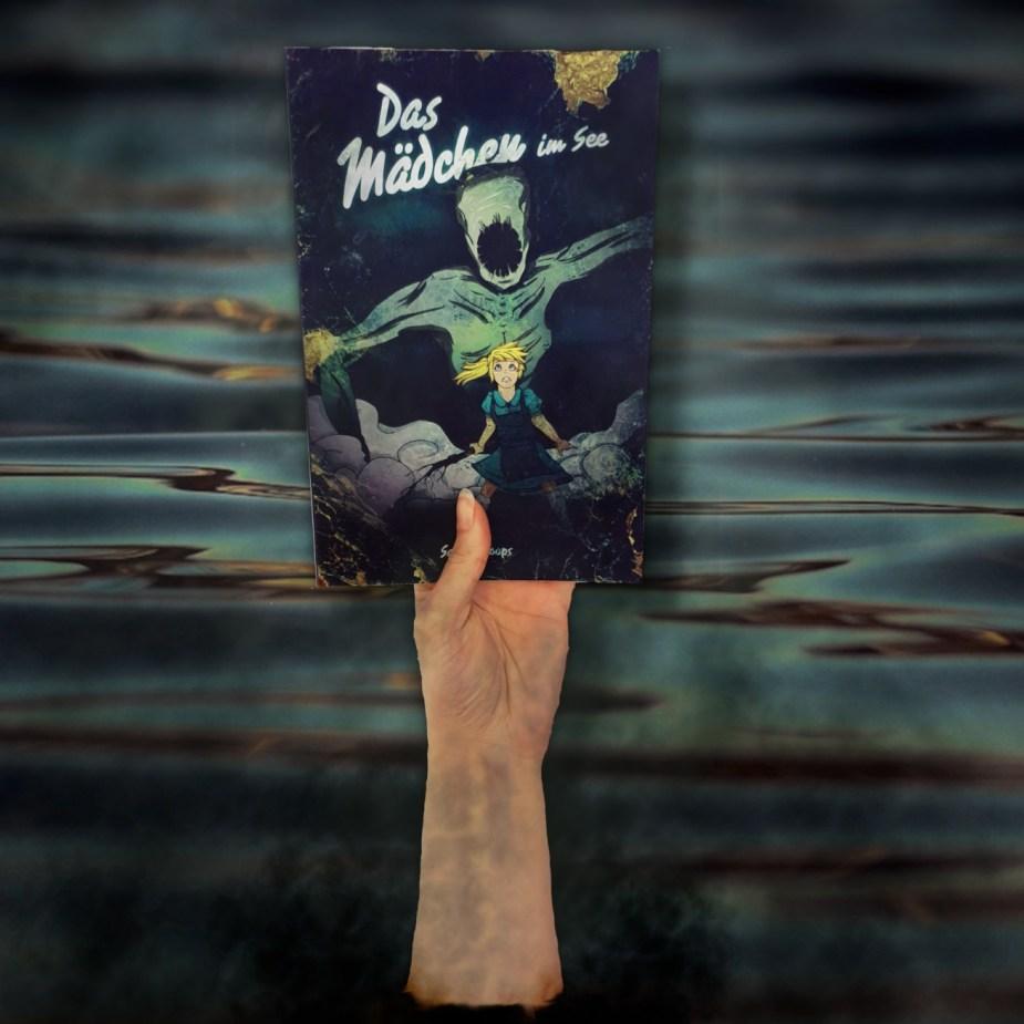 Das Mädchen im See Book Cover