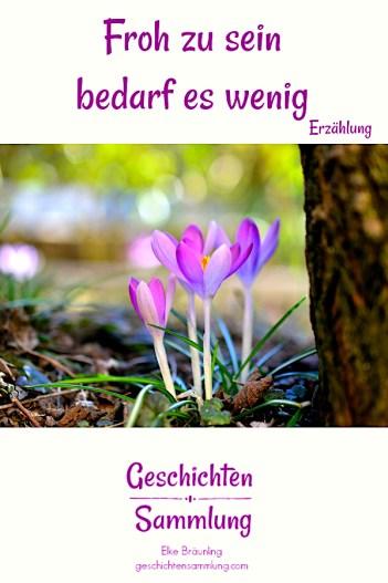 Frühlingsgeschichte