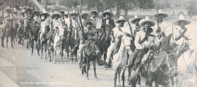 Mexico - Vorgeschichte und Verlauf der mexikanischen Revolution