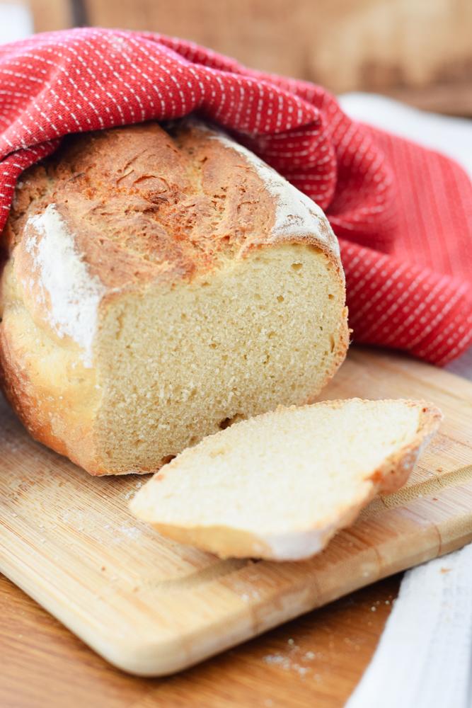 Dinkel Joghurt Brot