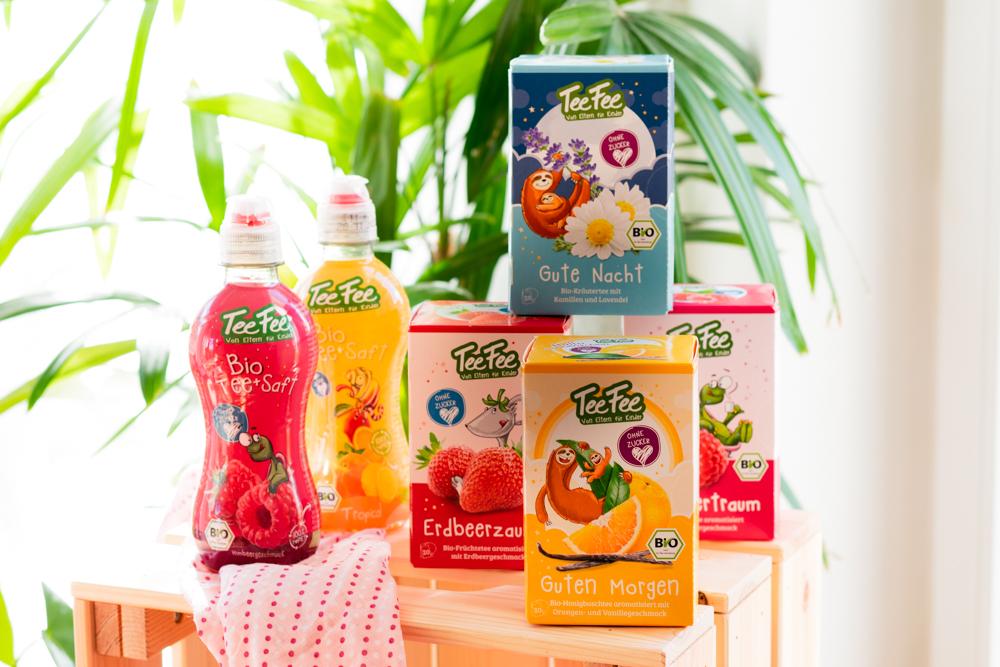 Die Produkte von TeeFee