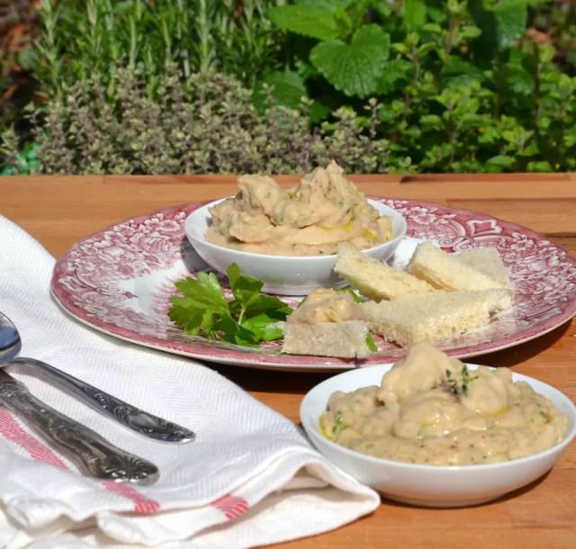 Bohnen-Hummus
