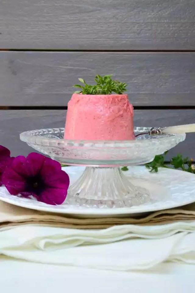 Erdbeer Sauerrahm Dessert