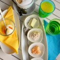 Frühstück in der Frühstücksbar in der Panzerhalle Salzburg