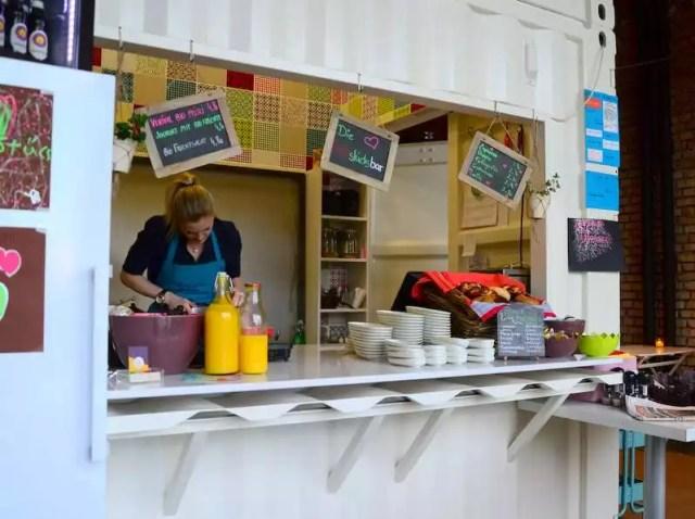 Küche Frühstücksbar