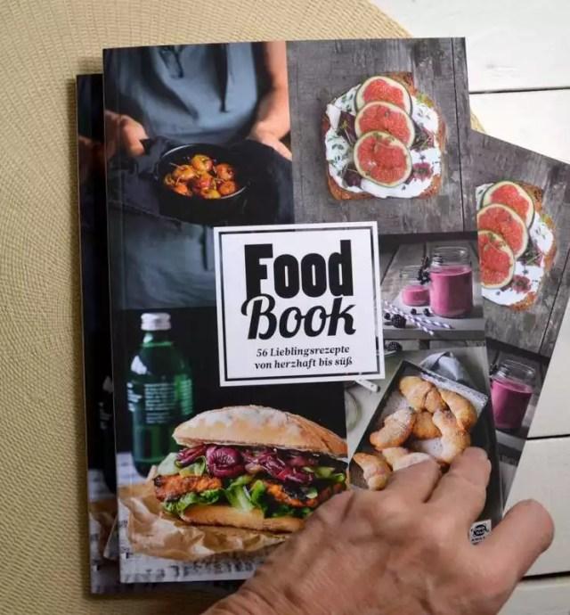 Das Cover vom FoodBook von BurdaLife