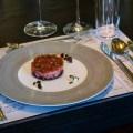 Tartar von Kalb und Thunfisch