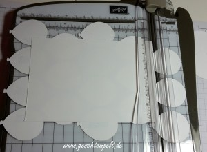 Stampin up, Partyballons, Stanze Luftballons, Faux Dry Embossing Techique, Tutorial, Anleitung in Bildern, Technik Sonntag