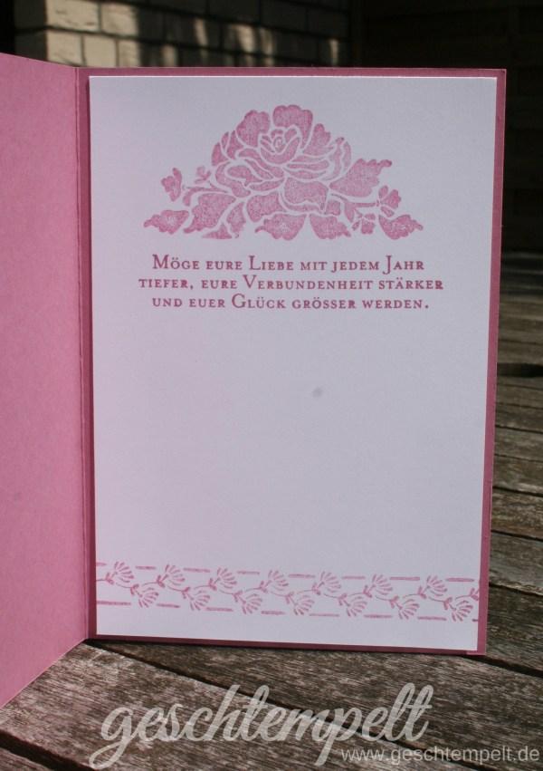 Stampin up, Florale Grüße, Florale Fantasie, Floral Phrases, Detailed Floral Thinlits Dies