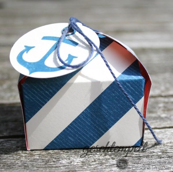 Stampin up, Envelope Punch Board, Stanz- und Falzbrett für Umschläge, Am Meer, By the Shore, Seaside Shore