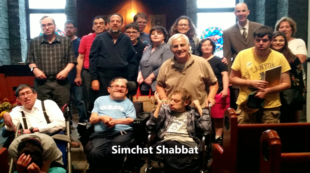 Simchat Shabbat