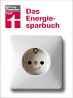 Energiesparbuch Buchcover (Quelle: Stiftung Warentest)