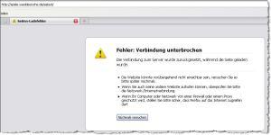 Webschnipsel EQ-Test - Folgeseite (Quelle: Süddeutsche Zeitung)
