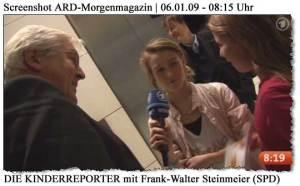 Frank-Walter Steinmeier (Screenshot ARD)