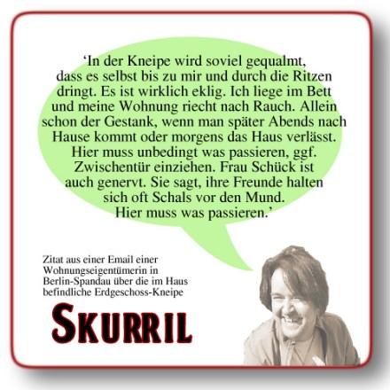 Kneipenrauch (Skurril)