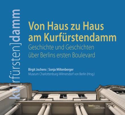 Von Haus zu Haus am Kurfürstendamm (Buchcover)