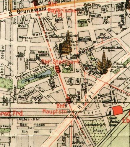 Quelle: Pharus-Plan, Stand Mai 1930, Gebiet Schöneberg