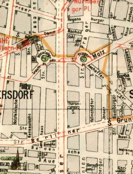 Quelle: Pharus-Plan von Wilmersdorf, Stand Mai 1930