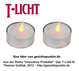 Innovatives Telekomprodukt in Planung: Das T-Licht