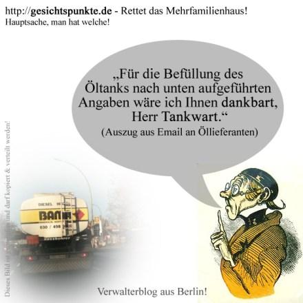 ...dankbart, Herr Tankwart!