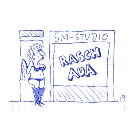 """""""Rasch Aua"""" by Lo Graf von Blickensdorf"""