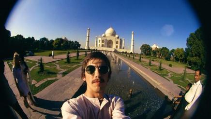 George Harrison´s Selfies, Indien (1966)