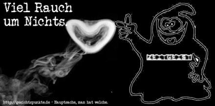 Zeitgeist: Viel Rauch um Nichts!