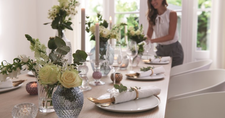 POESIA from LEONARDO brings magical flair to the wedding table
