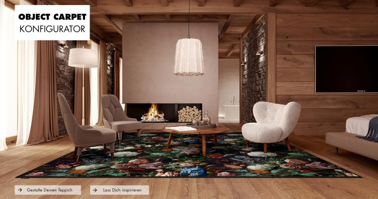 OBJECT CARPET – Beratung, Produktion und Service in vollem Umfang