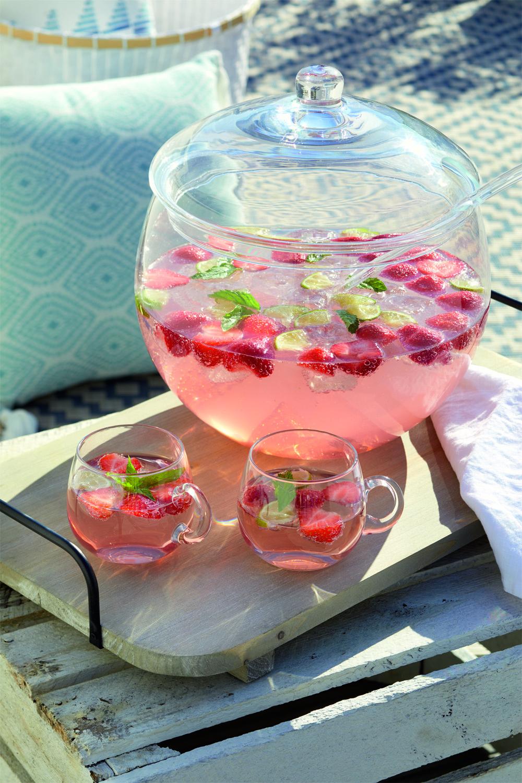 PUNCH von LEONARDO: für erfrischende Bowle an heißen Tagen