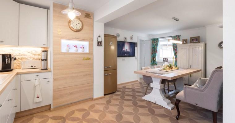 Wandeln auf extravaganten Designs: mafis Carving Lipso in der Küche