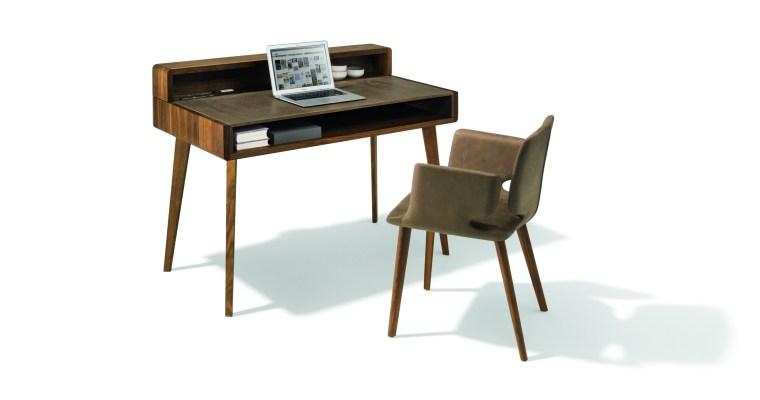 Wohnlich, flexibel und perfekt organisiert – mit TEAM 7 im Home-Office