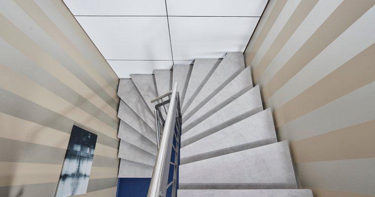 Trendfarbe Grau: Treppendesign für modernes Wohnen