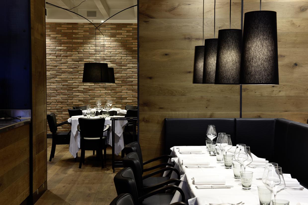 Stilvoll genießen – mit den Naturholzböden von mafi im Restaurant