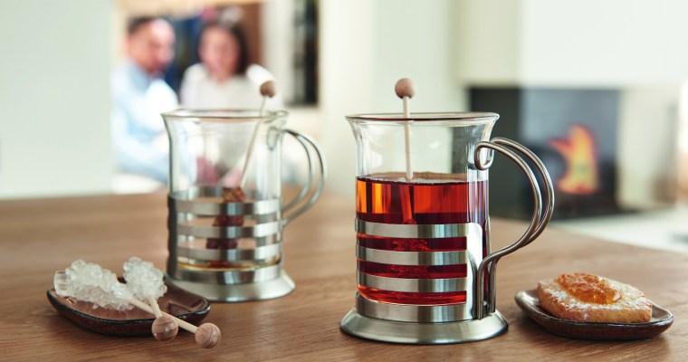 Stilvolles Teezubehör für kalte Tage von LEONARDO home