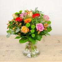 Geslaagd bloemen 10