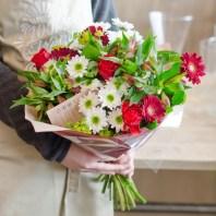 Geslaagd bloemen 6