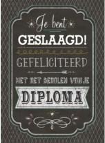 Geslaagd diploma 4
