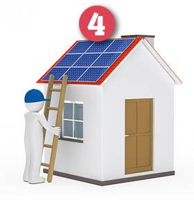 Instaladores de placas solares para autoconsumo en Extremadura. Gesolpac. Instalación y montaje de placas solares